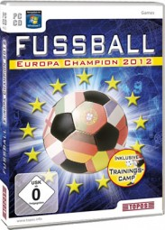 Fussball Europa Champion 2012
