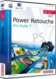 Power Retouche Pro Suite 7 MAC OSX