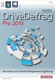 SYMC Drive Defrag Pro 2013