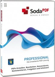 Soda PDF Professional