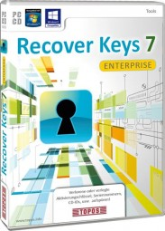 Recover Keys 7 Enterprise