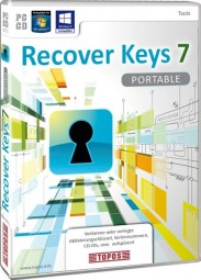 Recover Keys 7 Portable