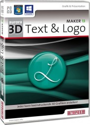 Aurora 3D Text & Logo Maker 13