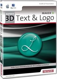 Aurora 3D Text & Logo Maker 13 MAC OS-X