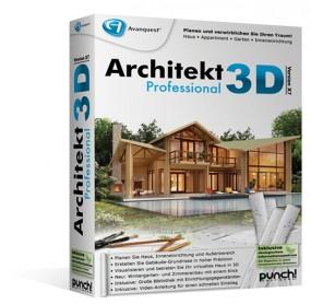 Architekt 3D X7.5 Pro