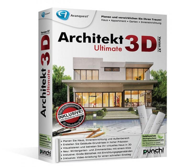 Architekt 3D X7.5 Ultimate