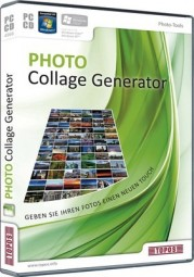 Photo Collage Generator