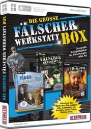 Fälscherwerkstatt Box