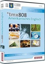*tmx 808 Amerikanisches Englisch