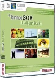 *tmx 808 Italienisch