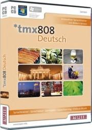 *tmx 808 Deutsch